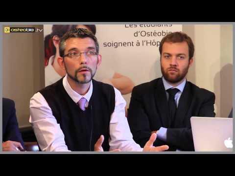 David Dessauge – Conférence de presse AFO, IOB et Ostéobio