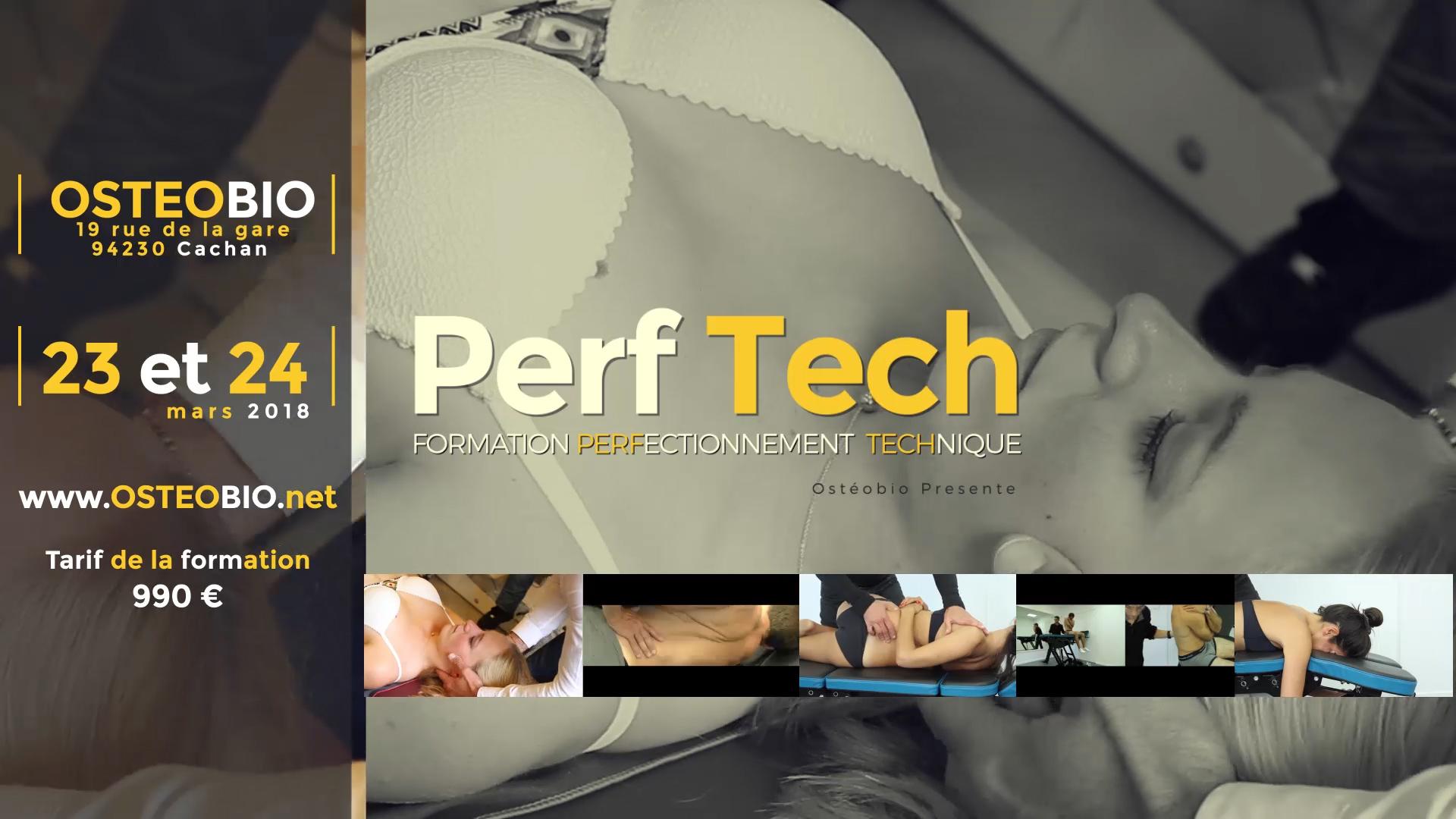 Perfectionnement Technique – Perf Tech 2018 – OSTEOBIO